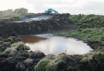 Waikaikai Farms Ltd drilling waste disposal annual monitoring re