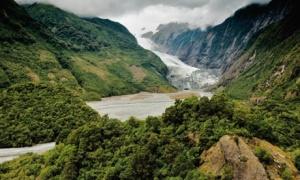 Franz Josef Glacier by  Jochen Schlenker Abrams & Chronicle