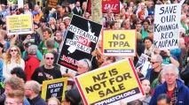TPPA Aotearoa not for sale