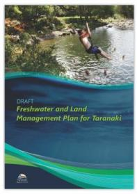 TRC Draft Freshwater Plan Cover Web